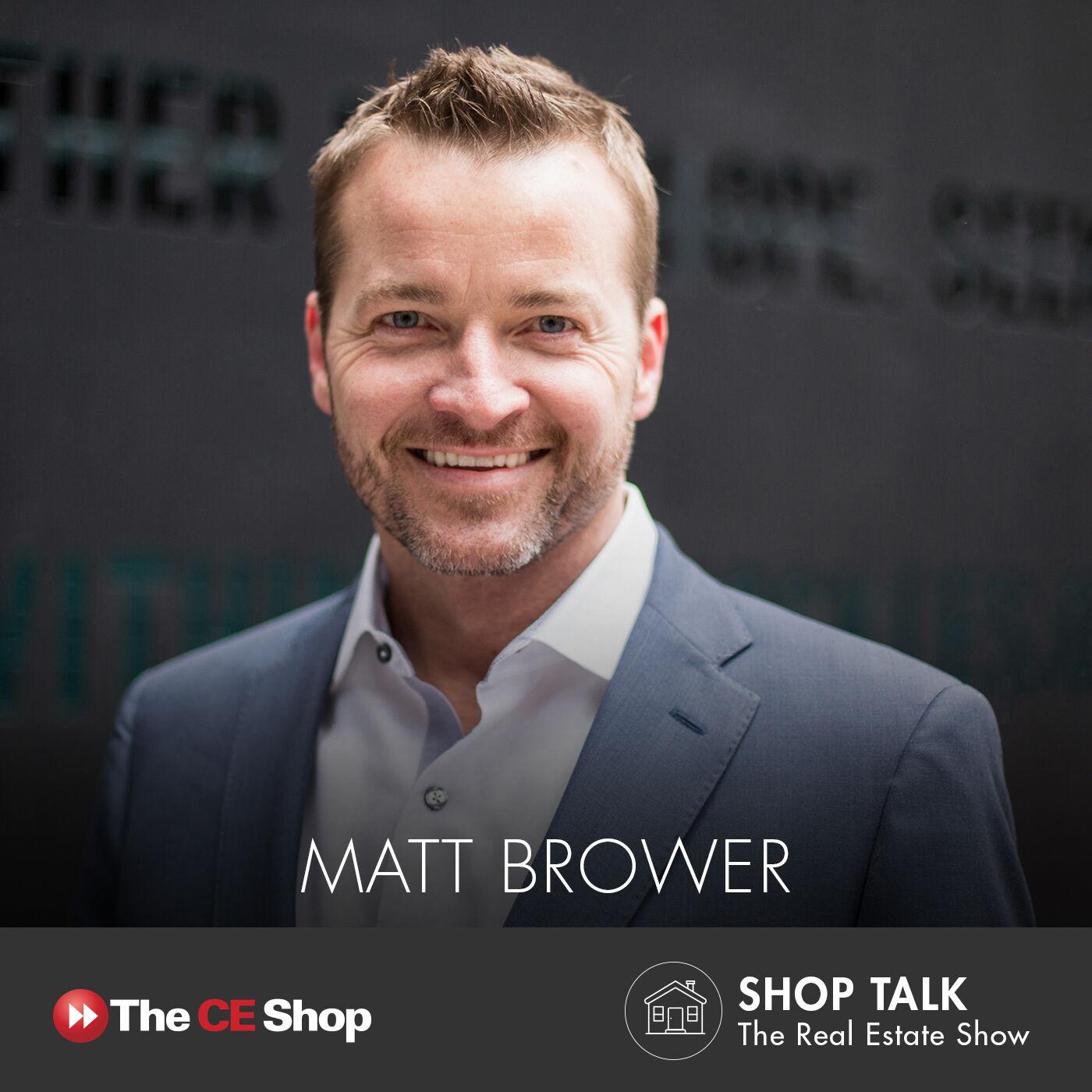 56: Matt Brower