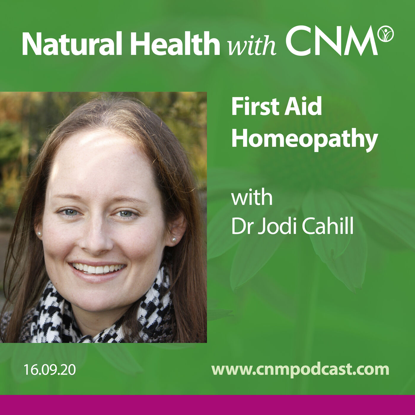 First Aid Homeopathy with Jodi Cahill