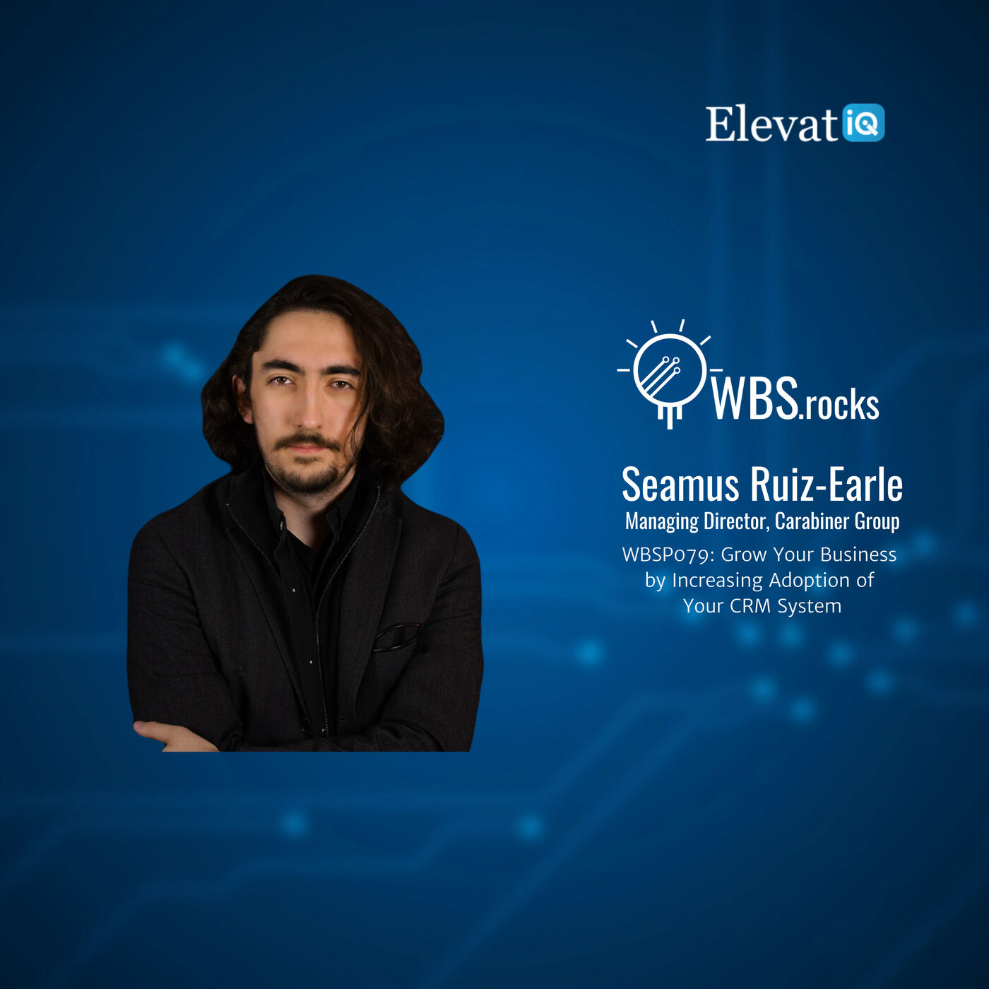 WBSP079: Grow Your Business by Increasing Adoption of Your CRM System w/ Seamus Ruiz-Earle