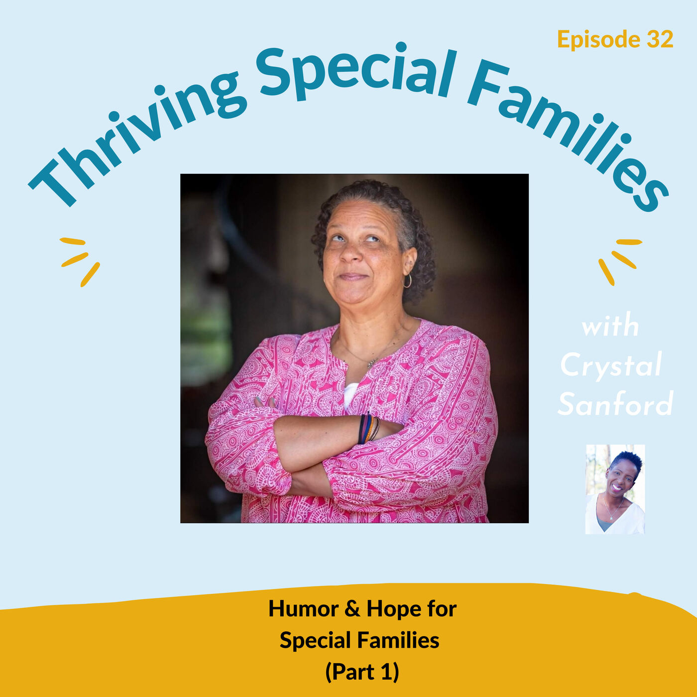 Humor & Hope for Special Families (Part 1)