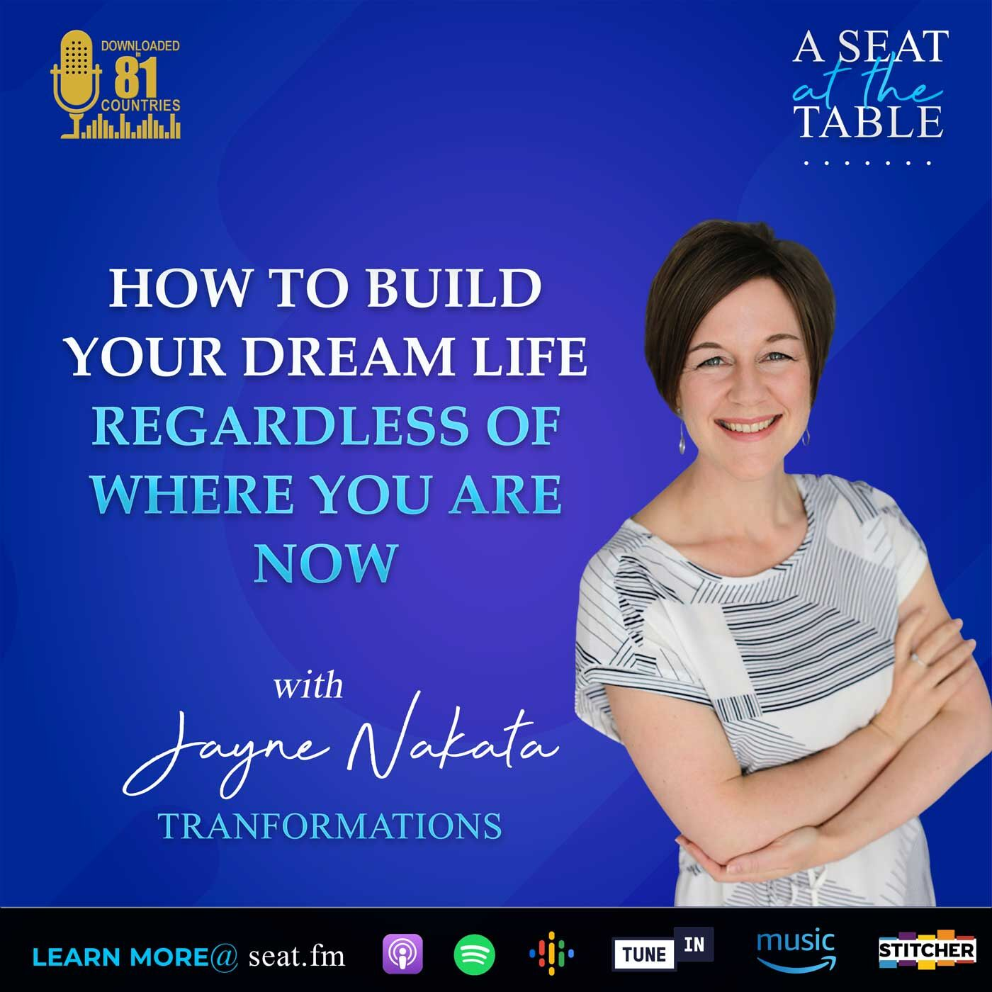 How to Start Building Your Dream Life - Regardless of Where You are Now