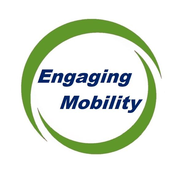 Engaging Mobility Podcast Podcast Artwork Image