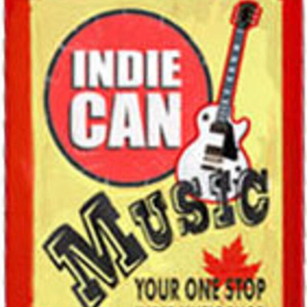 IndieCan Radio Podcast Artwork Image