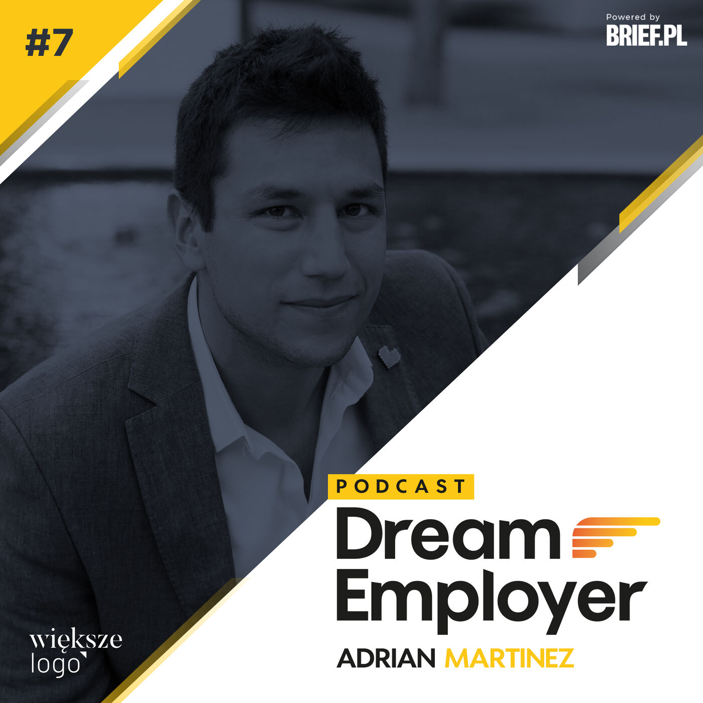EP #07 - Adrian Martinez, HR Embassy