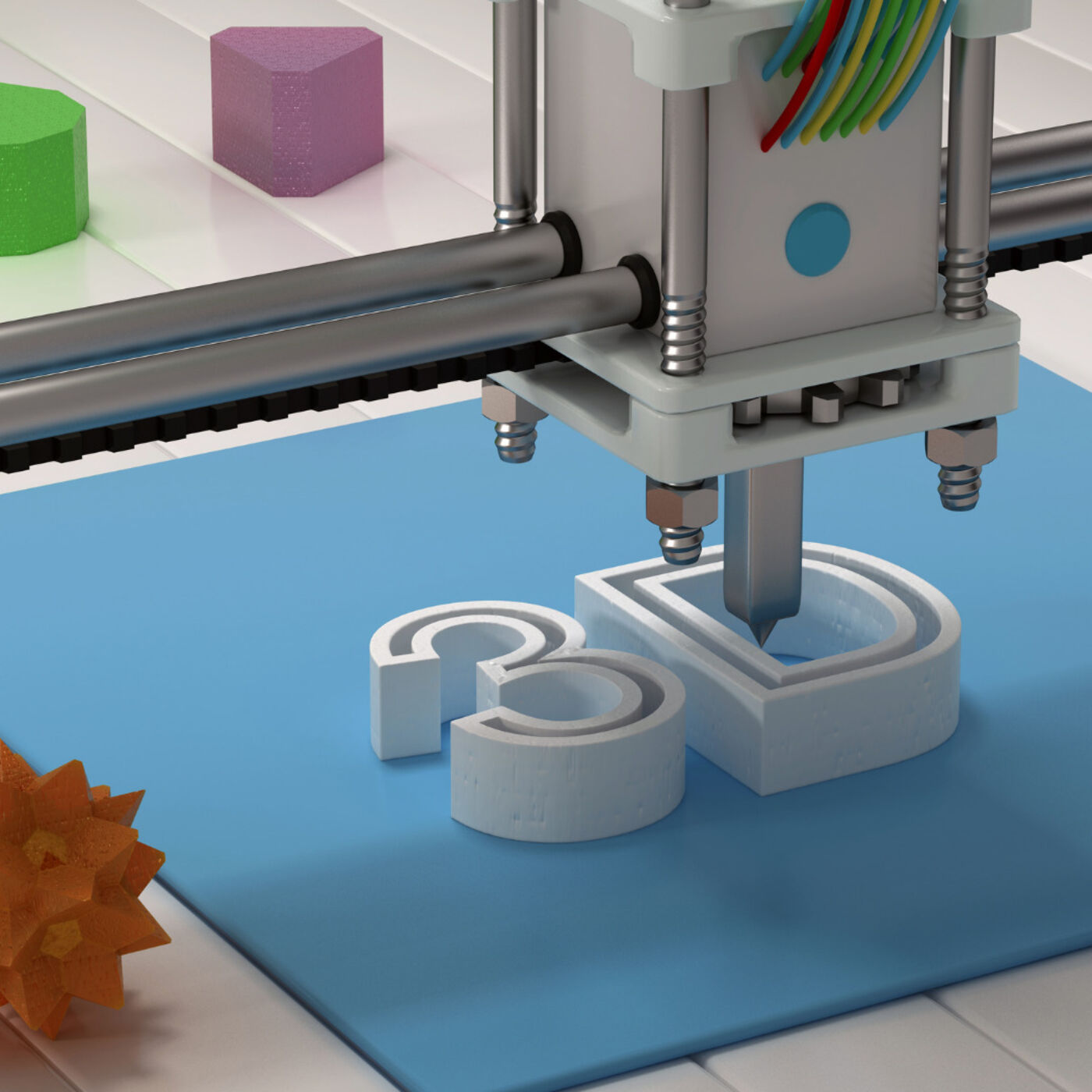Will 3D Printing Change the Supply Chain for Truck Parts?