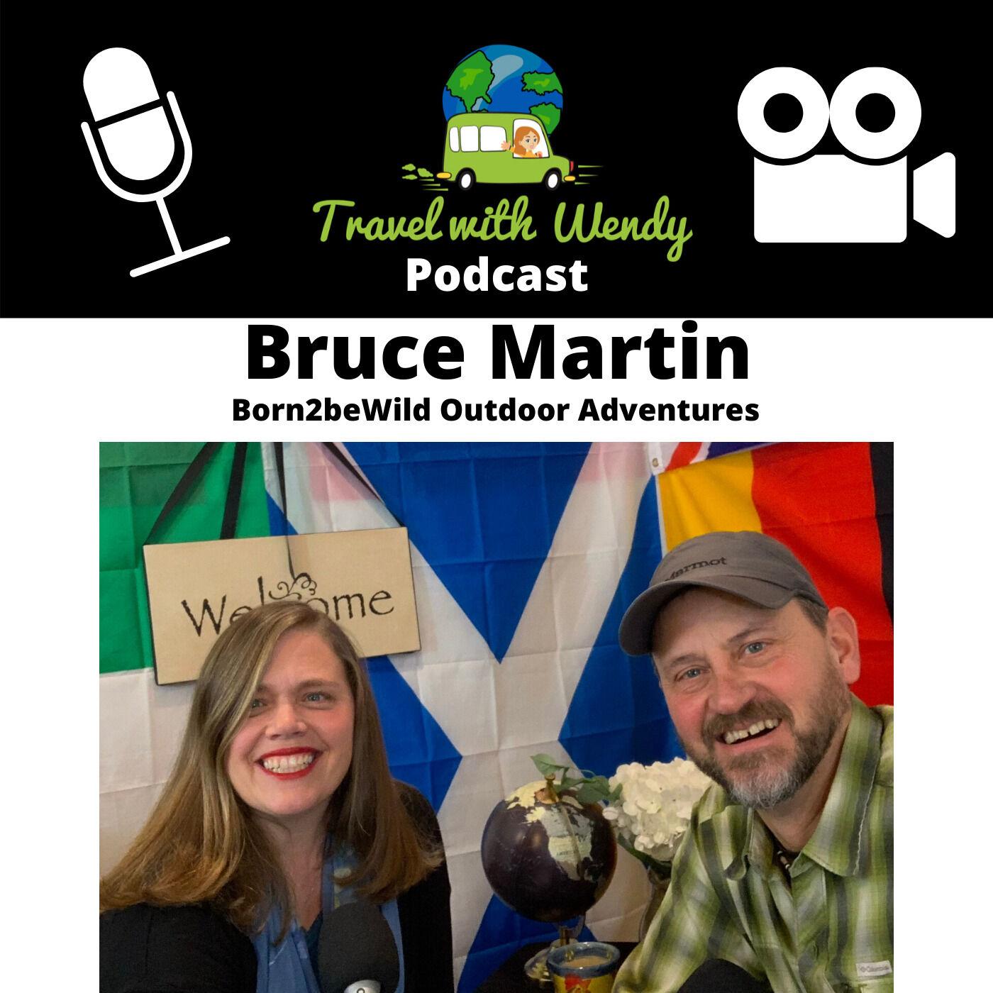 #1 Born2beWild - Bruce Martin