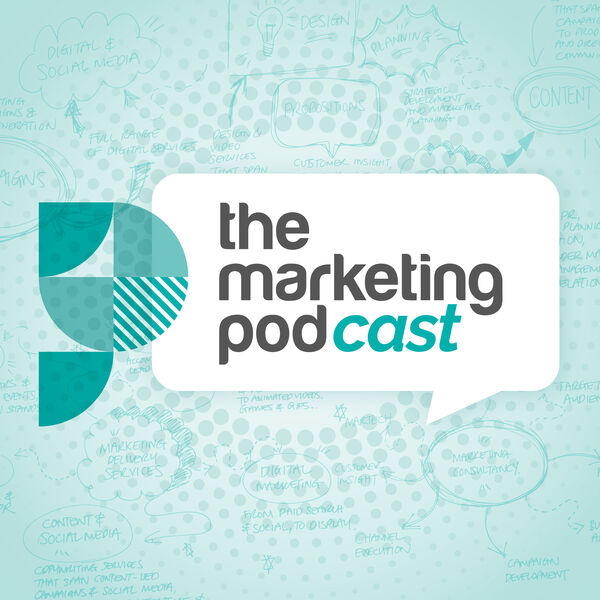 The Marketing PodCAST Podcast Artwork Image