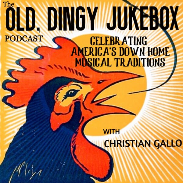 The Old Dingy Jukebox Podcast Artwork Image