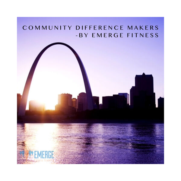 Community Difference Makers by Emerge Fitness Podcast Artwork Image