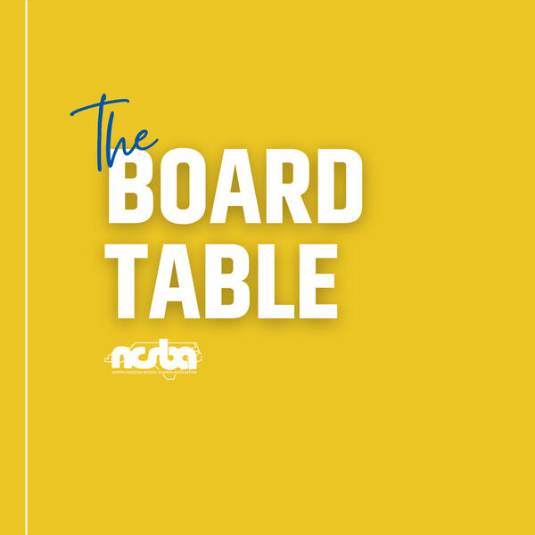 The Board Table Podcast Artwork Image