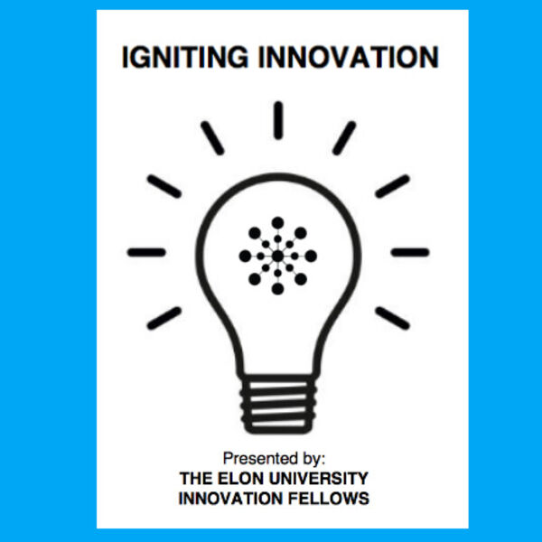 Igniting Innovation Podcast Artwork Image