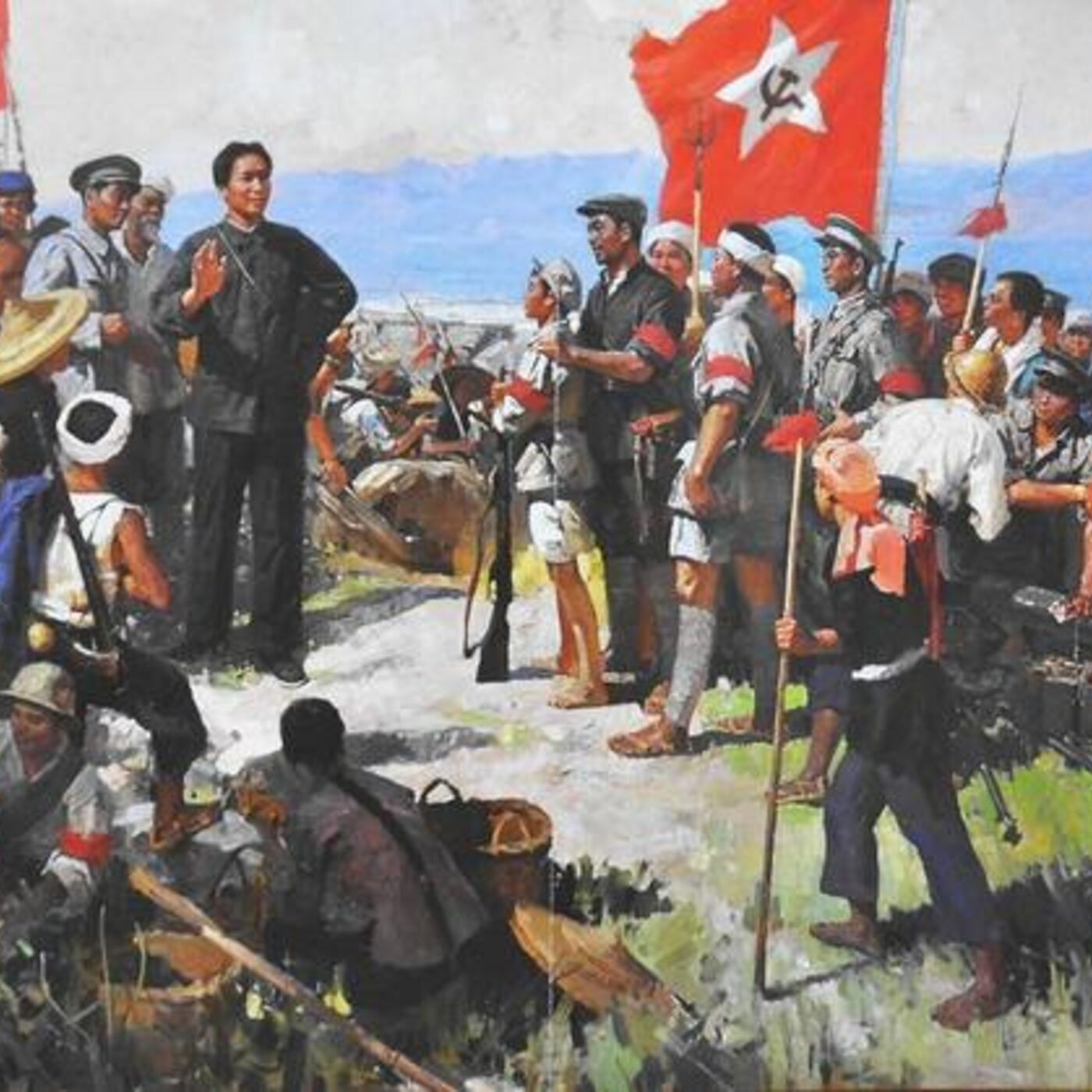 Two Incursions, One Betrayal, and Six Points for Attention: The Red Army in Chaling and Suichuan (October 1927 to January 1928)
