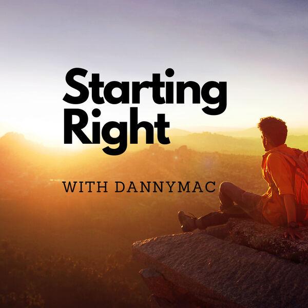 Starting Right Podcast Artwork Image