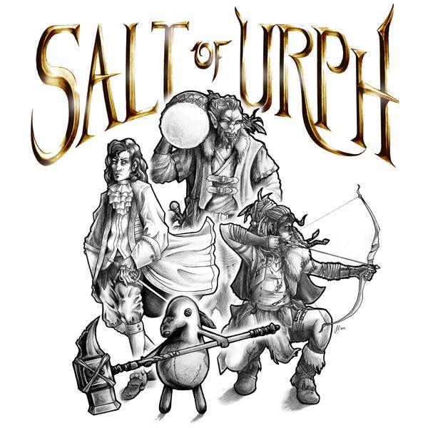 Salt of Urph Podcast Artwork Image