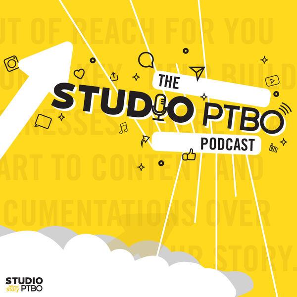 The StudioPTBO Podcast Podcast Artwork Image