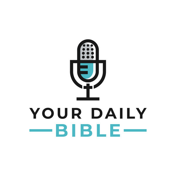 Your Daily Bible Podcast Artwork Image