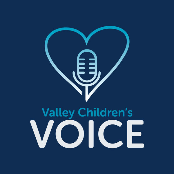 Valley Children's Voice Podcast Artwork Image