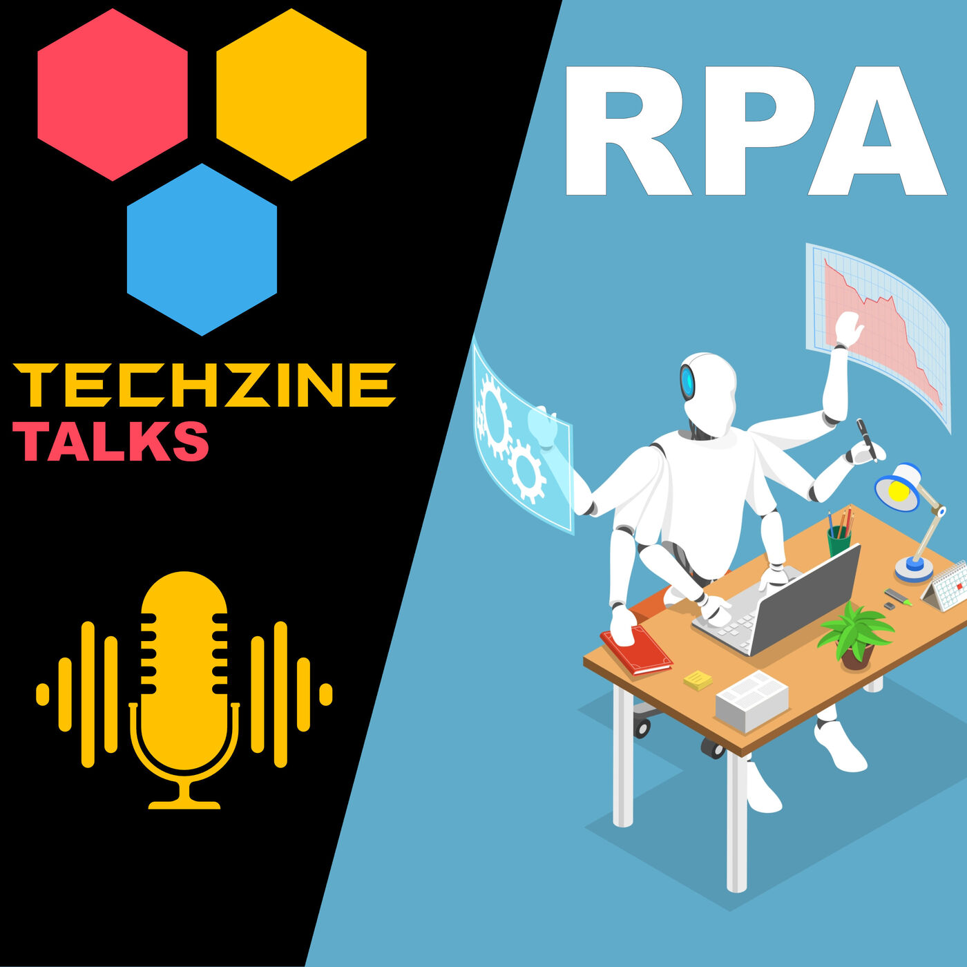 RPA - Robotic Process Automation