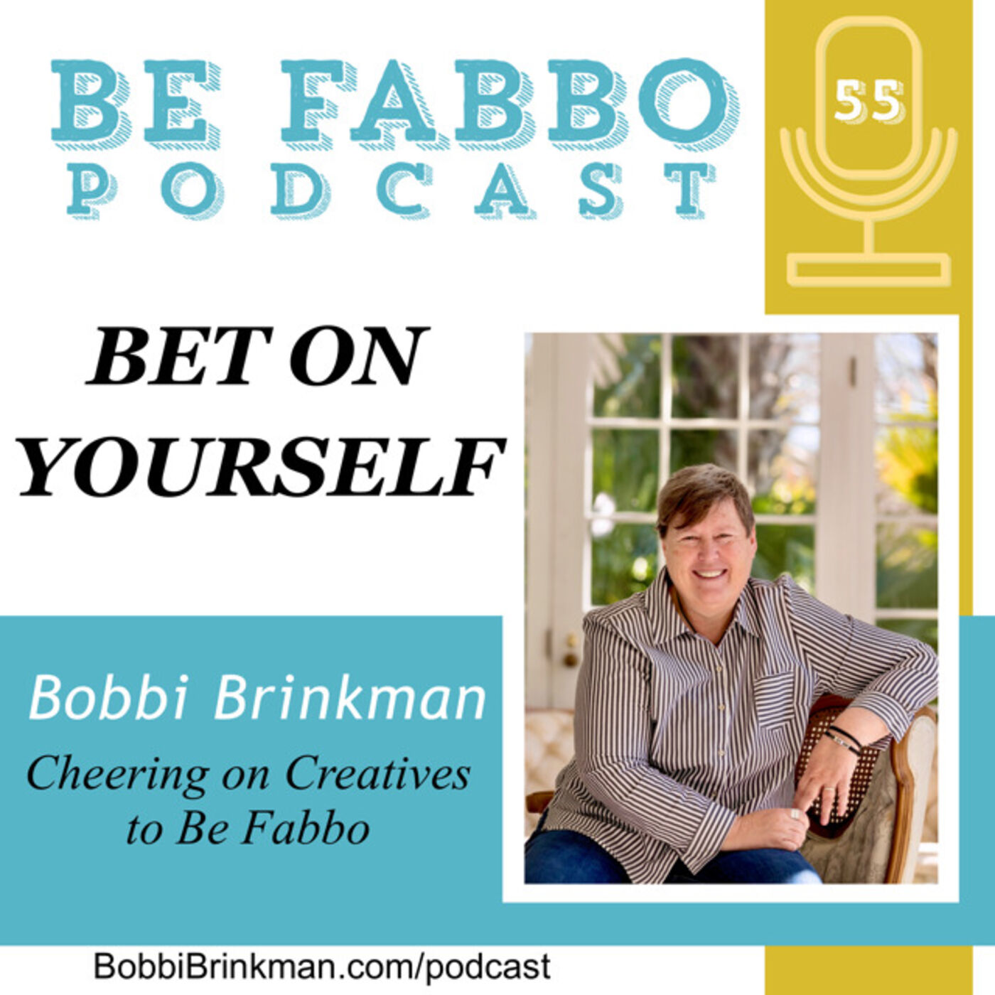 Bet On Yourself- Bobbi Brinkman