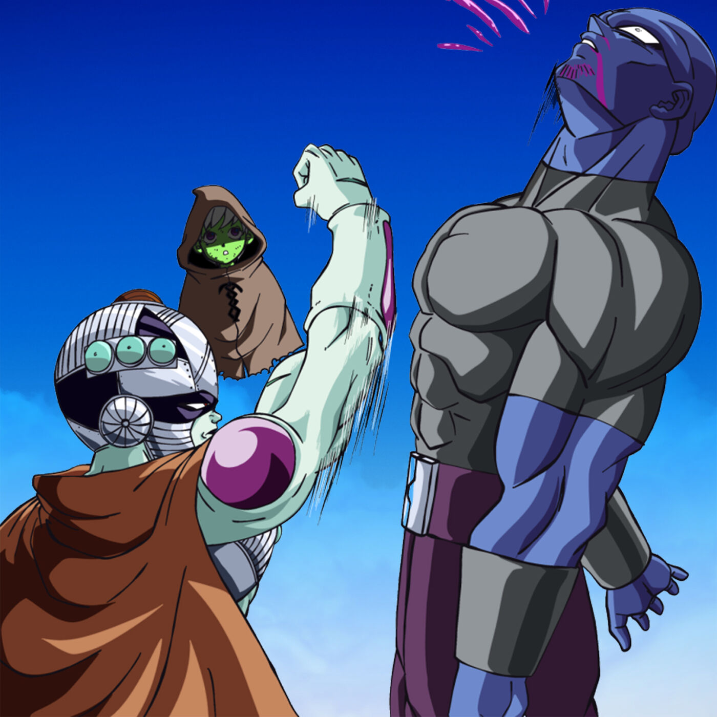 BONUS: What If Frieza Turned Good? Part 3