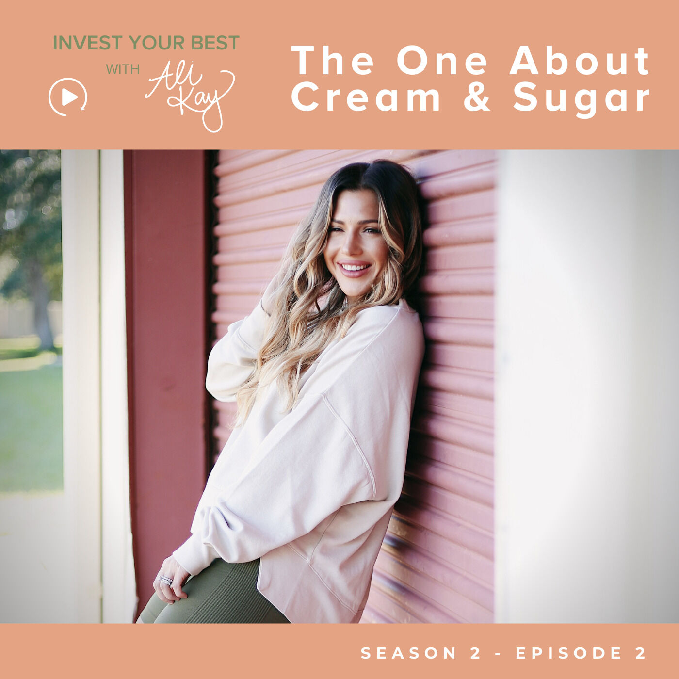 The One About Cream and Sugar