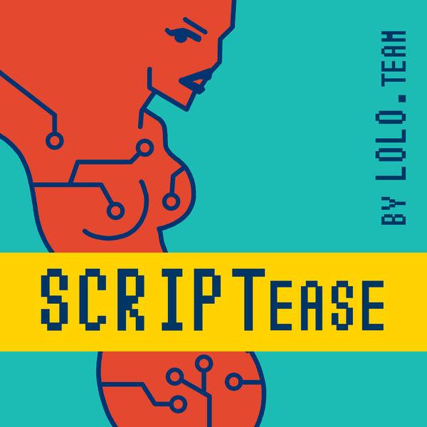 SCRIPTease Podcast Artwork Image