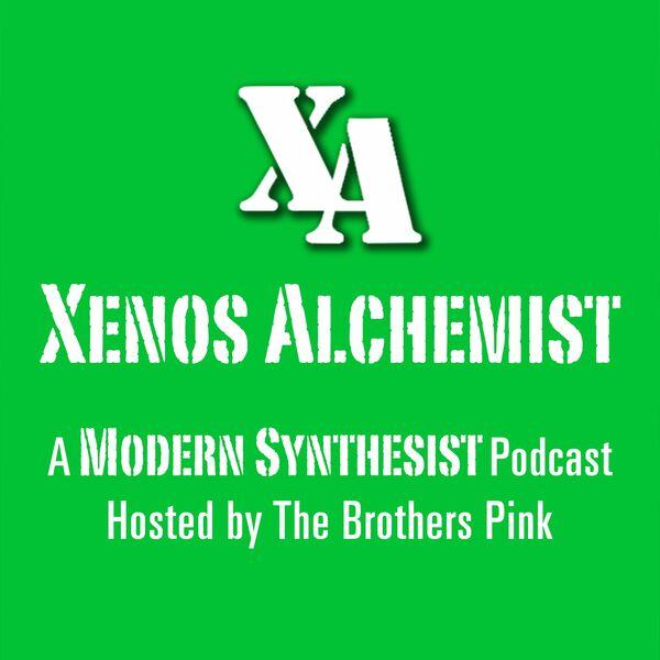 Xenos Alchemist Podcast Artwork Image