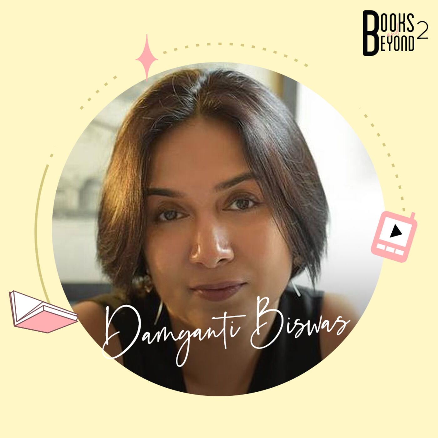 2.7: Damyanti Biswas - Tackling Social Issues Through A Gripping Crime Novel