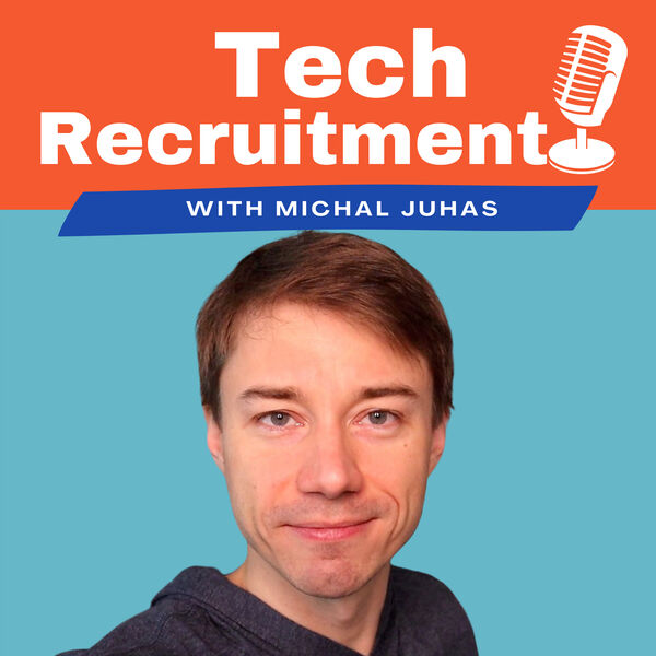 Tech Recruitment Podcast Podcast Artwork Image