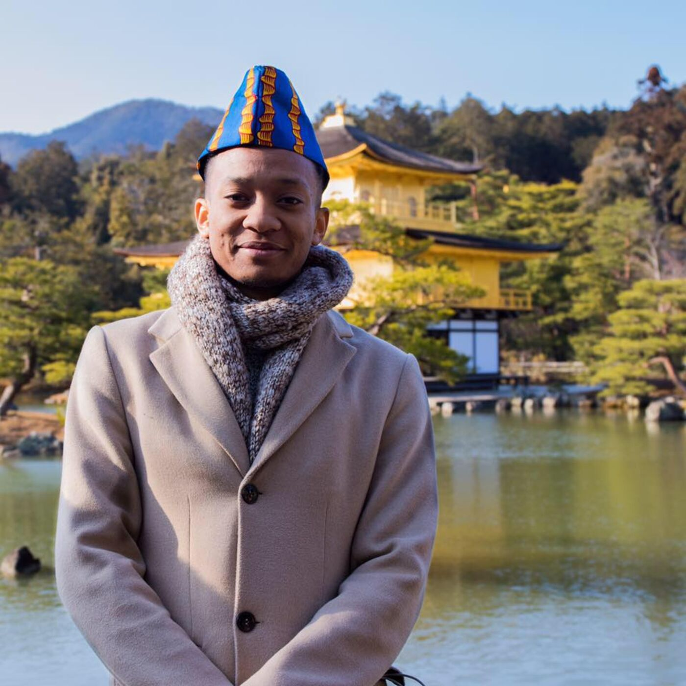 EP #3: The Afro-Asian Re(Vodu)tionary - Sena Voncujovi - on Voodoo in Africa, connecting Africa and Asia, and his entrepreneurial journey