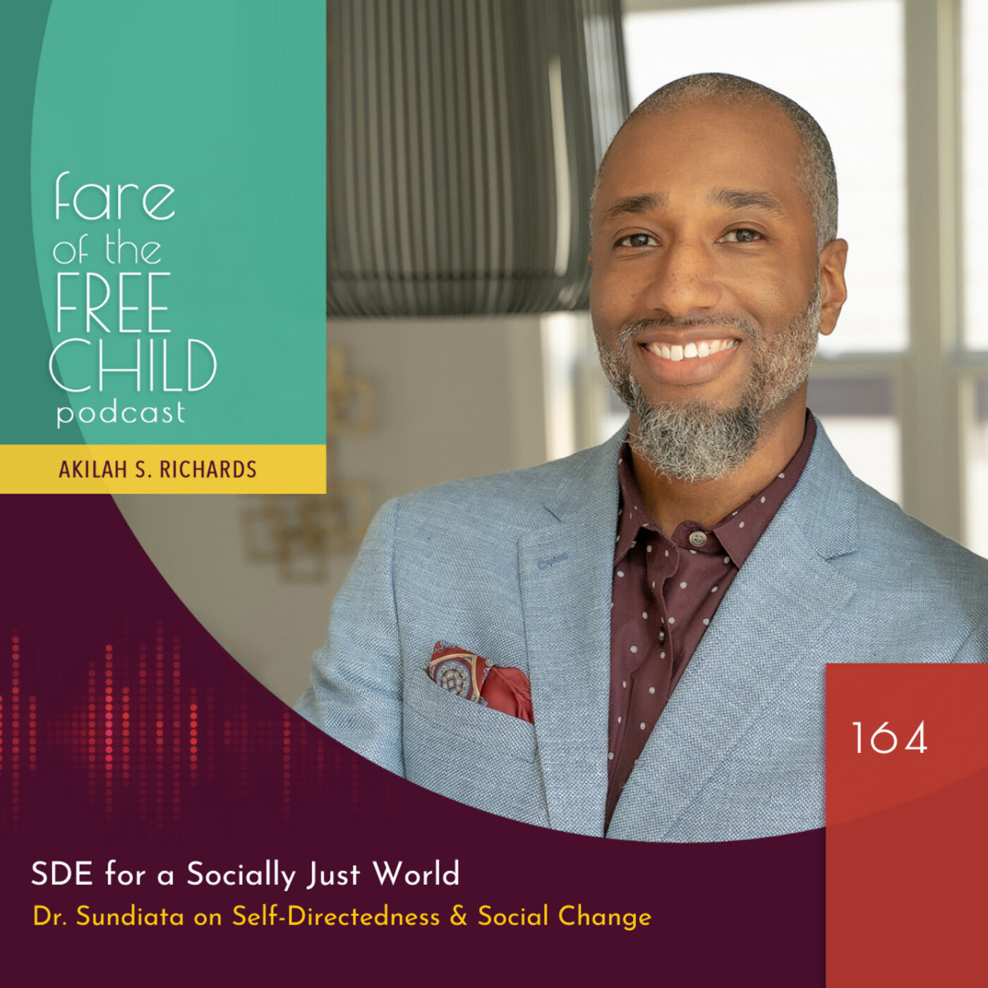 Ep 164: SDE for a Socially Just World