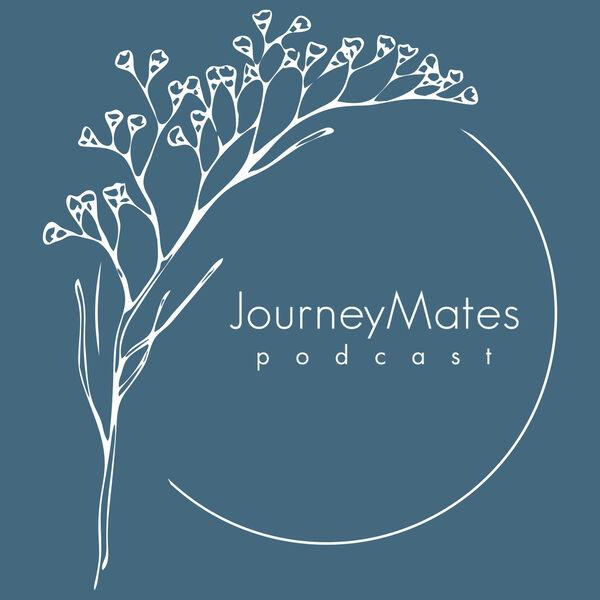 JourneyMates Podcast Podcast Artwork Image