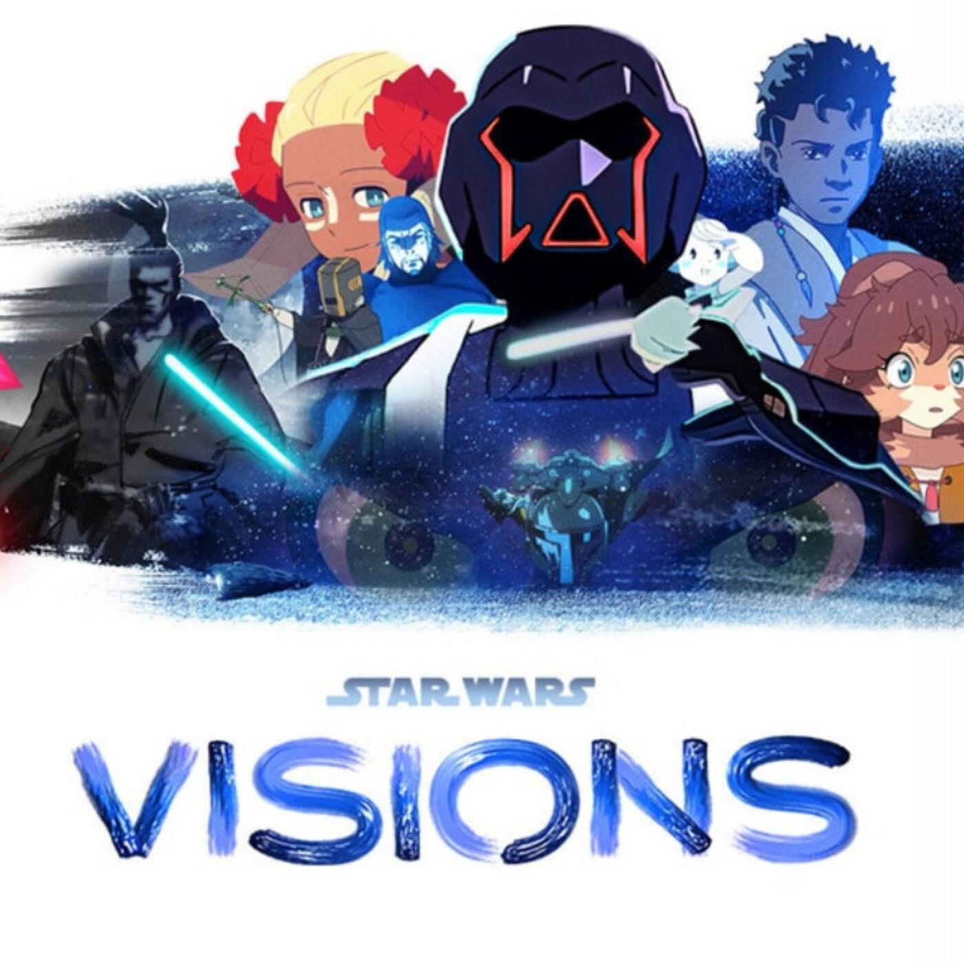 Star Wars: Visions (Spoiler Free Review)