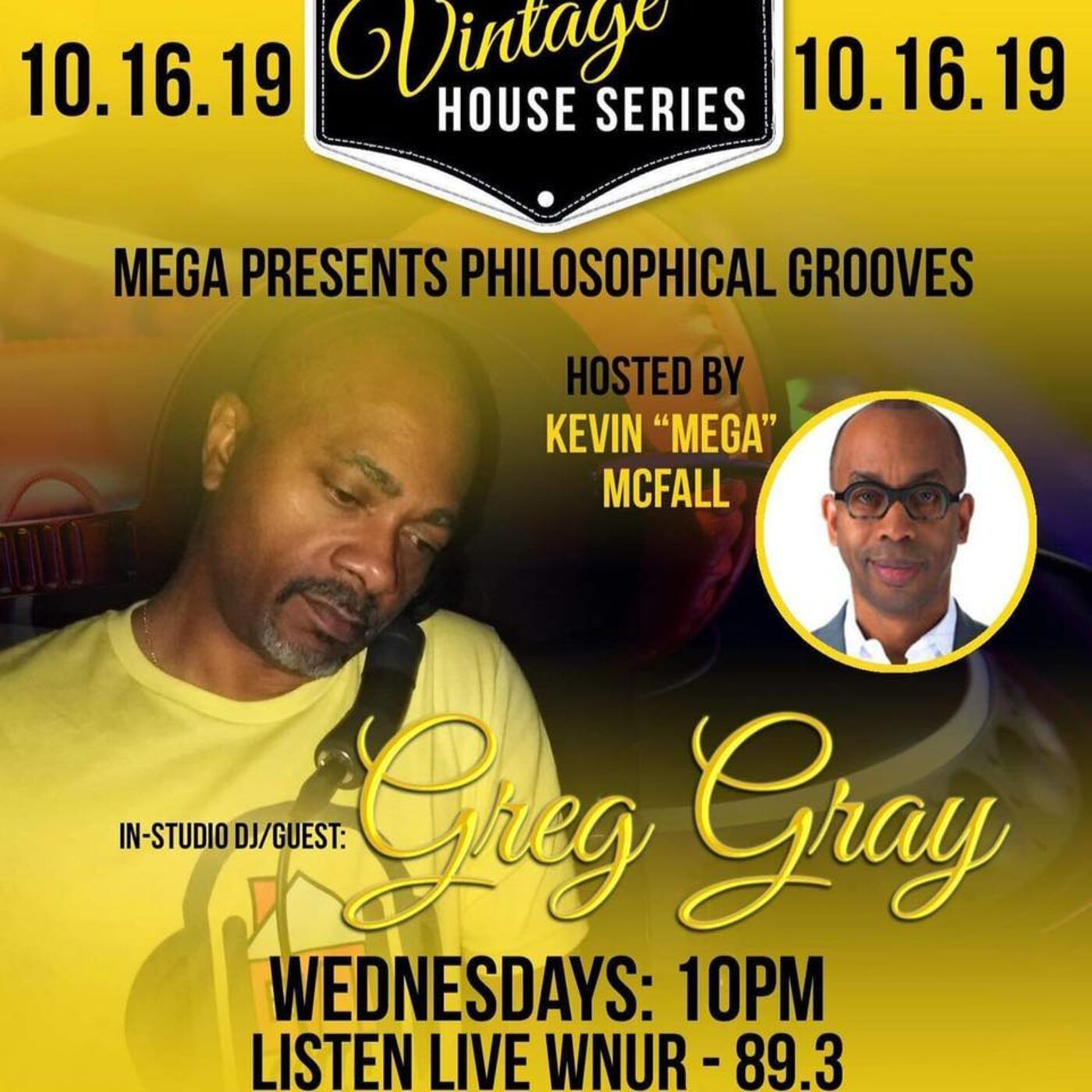 DJ Greg Gray reflects on his life in #HouseMusic, the PowerPlant and Frankie Knuckles with Kevin McFall