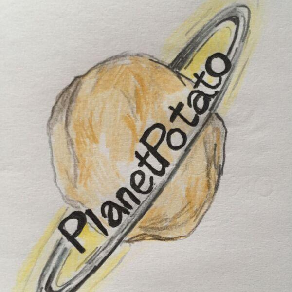 PlanetPotato Podcast Artwork Image