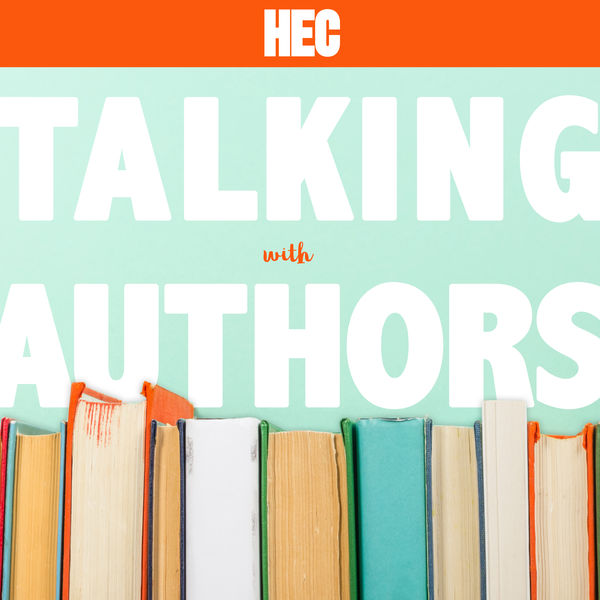 Talking with Authors Podcast Artwork Image