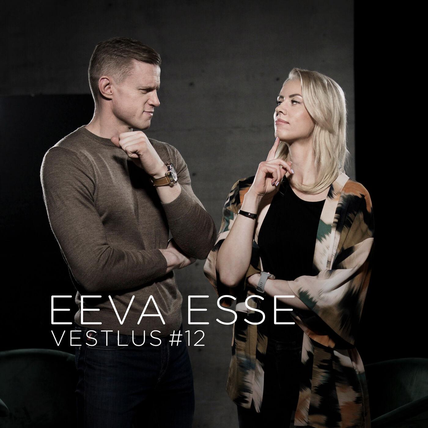 1STAGE VESTLUS #12 - Eeva Esse