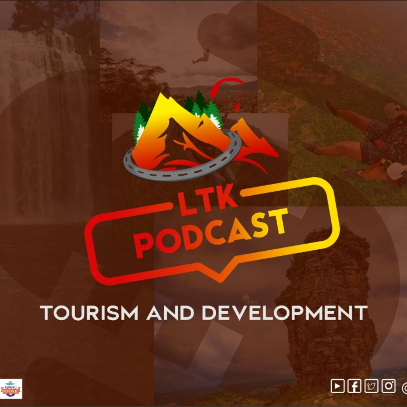 Lets Tour Kwahu 's Podcast podcast
