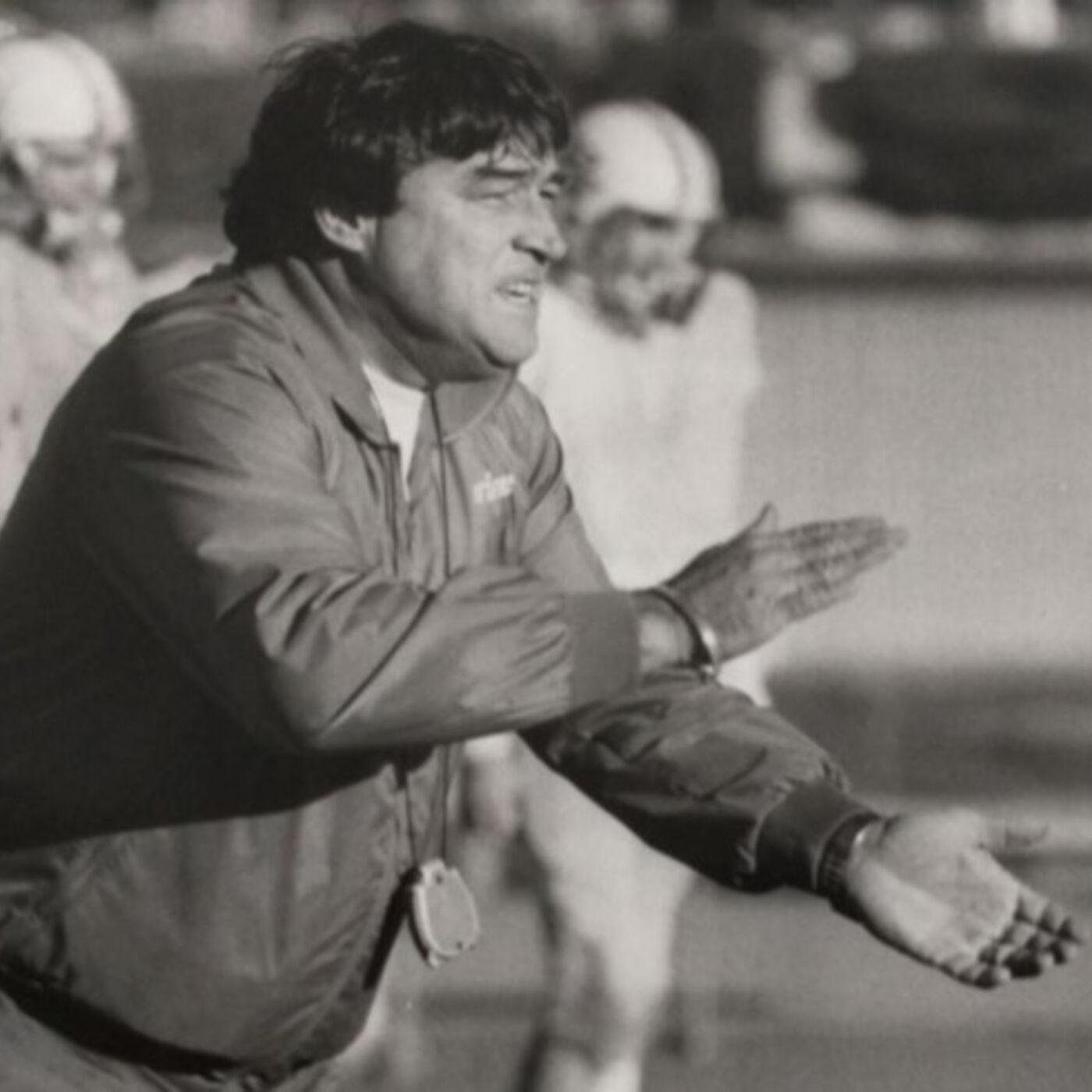 Memories of Coach Allan Cox
