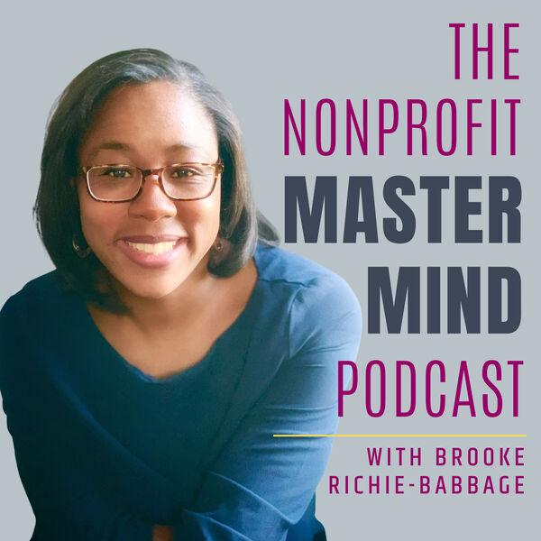 Nonprofit Mastermind Podcast Podcast Artwork Image