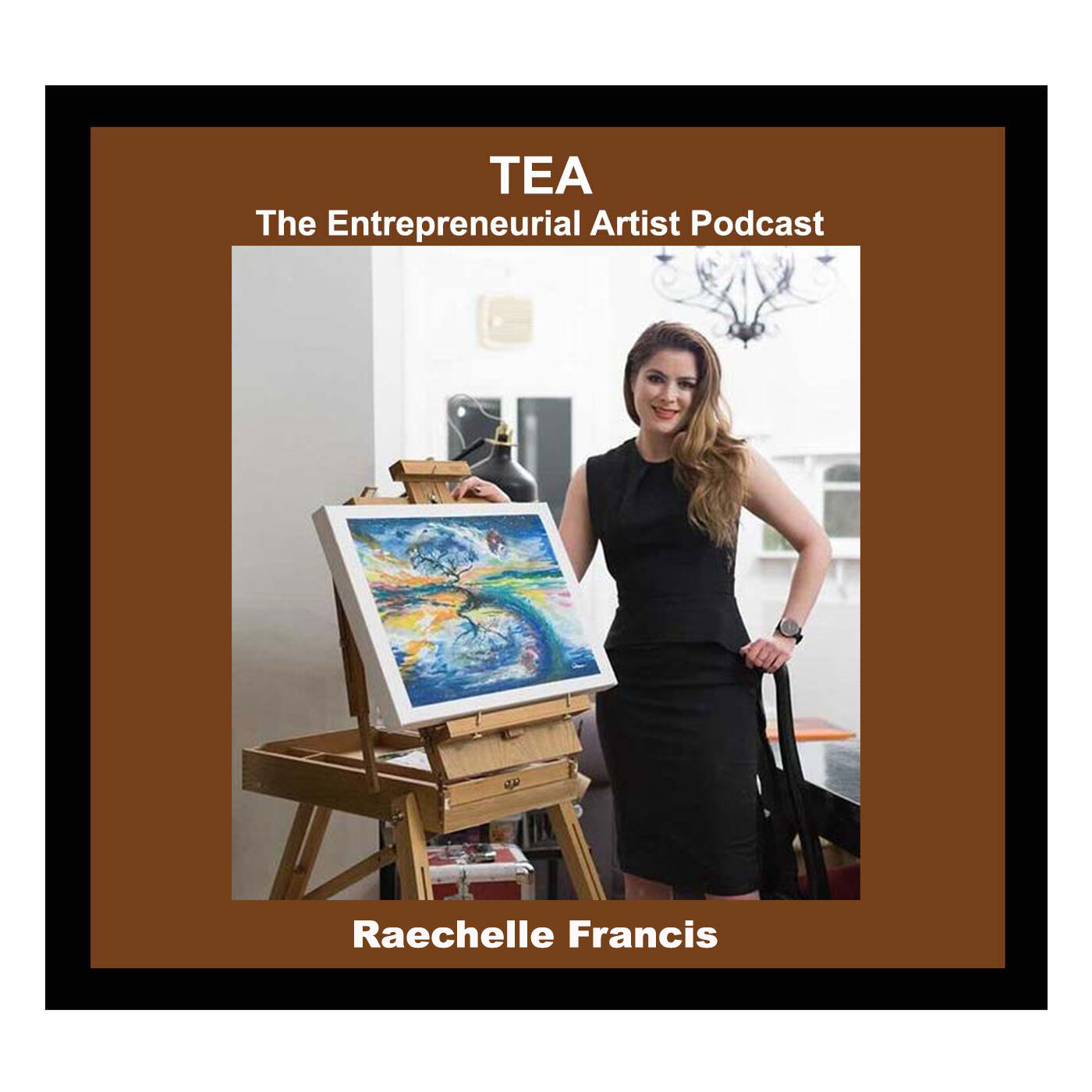 A chat with Rachelle Francis Water Colour Artist