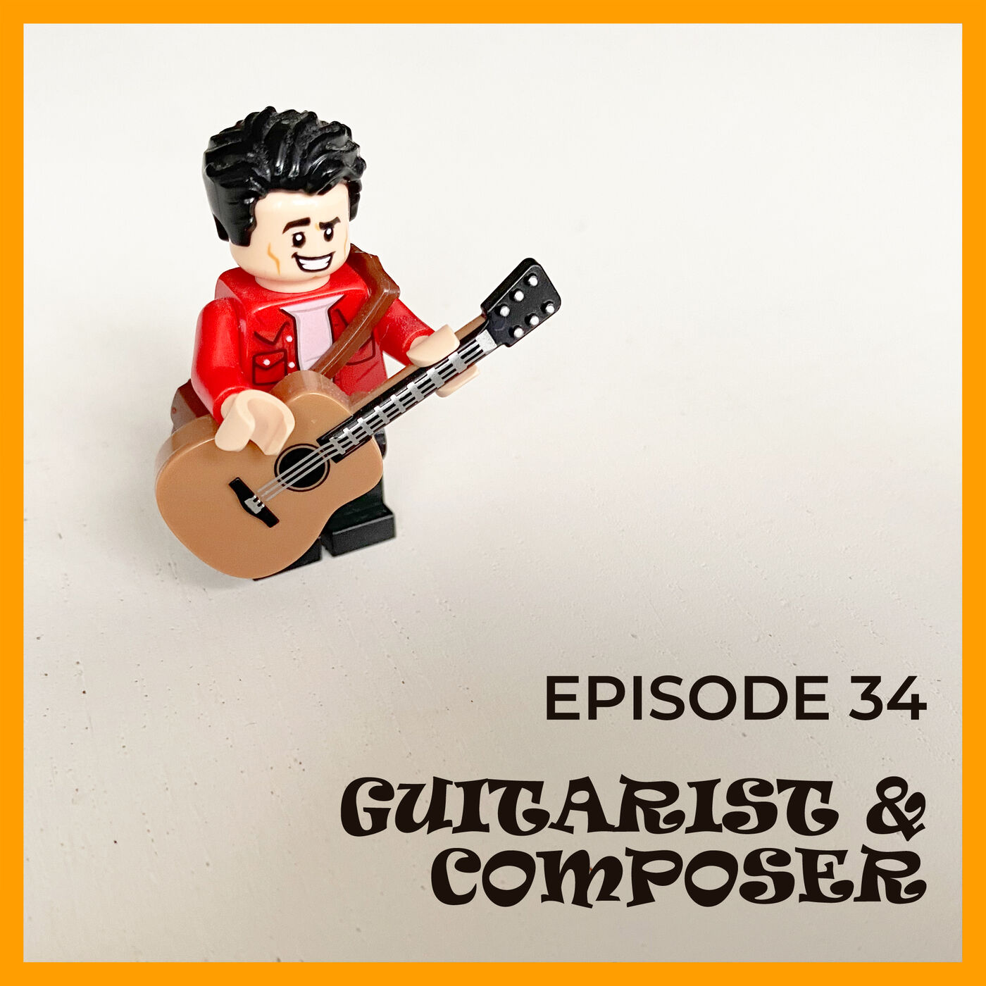 The Guitarist and Composer