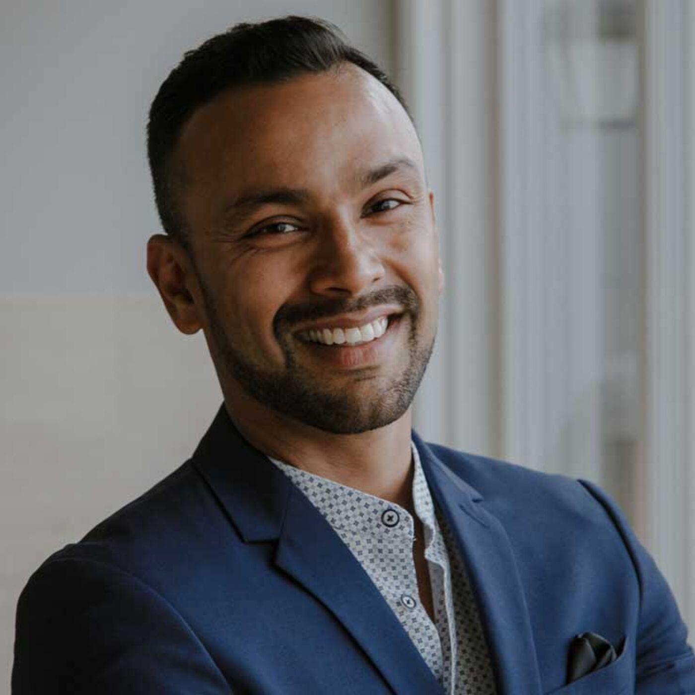 Gaurav Saran CEO of ReverseLogix