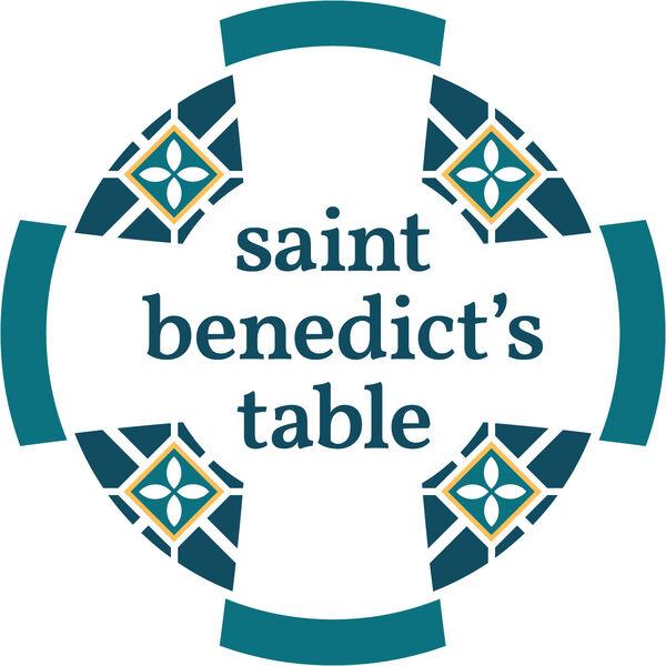 saint benedict's table Podcast Artwork Image