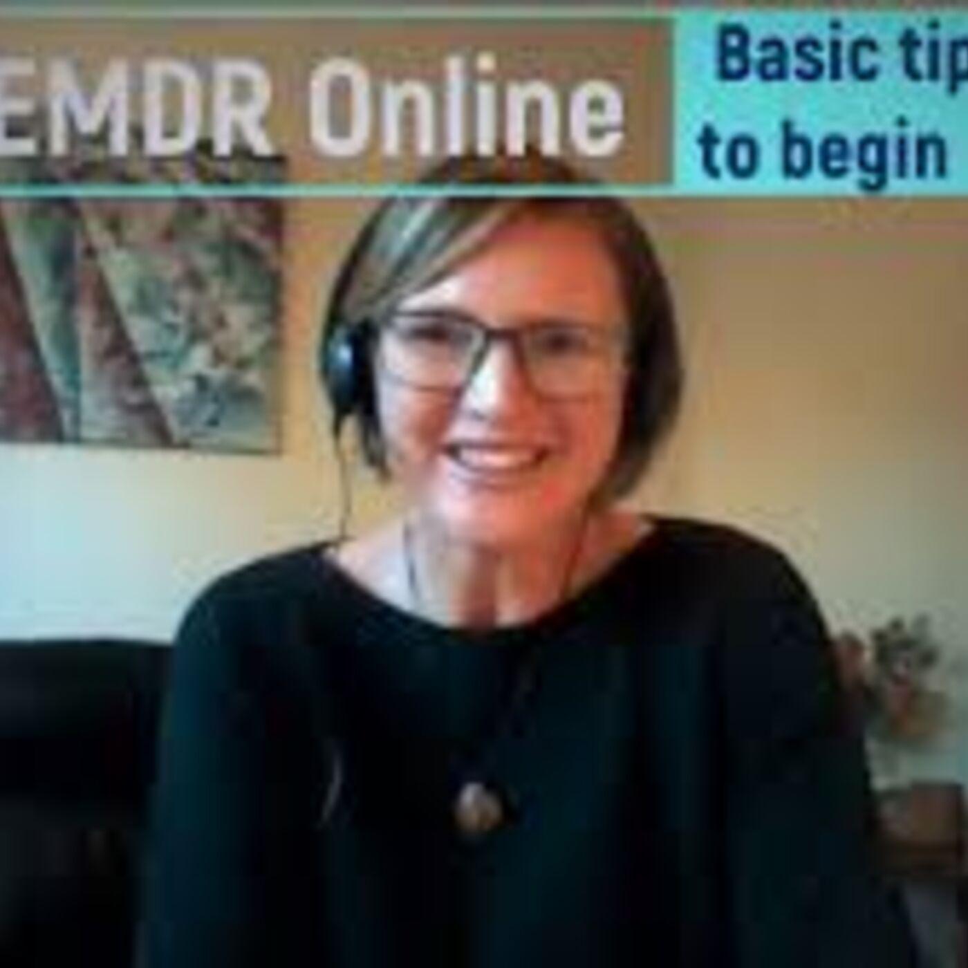 Episode 14: EMDR and the Safe and Sound Protocol....... a perfect combination. Dr Sarah Schubert, Psychologist and EMDR instructor talks about blending Polyvagal Theory and the Safe and Sound Protocol within the EMDR framework.