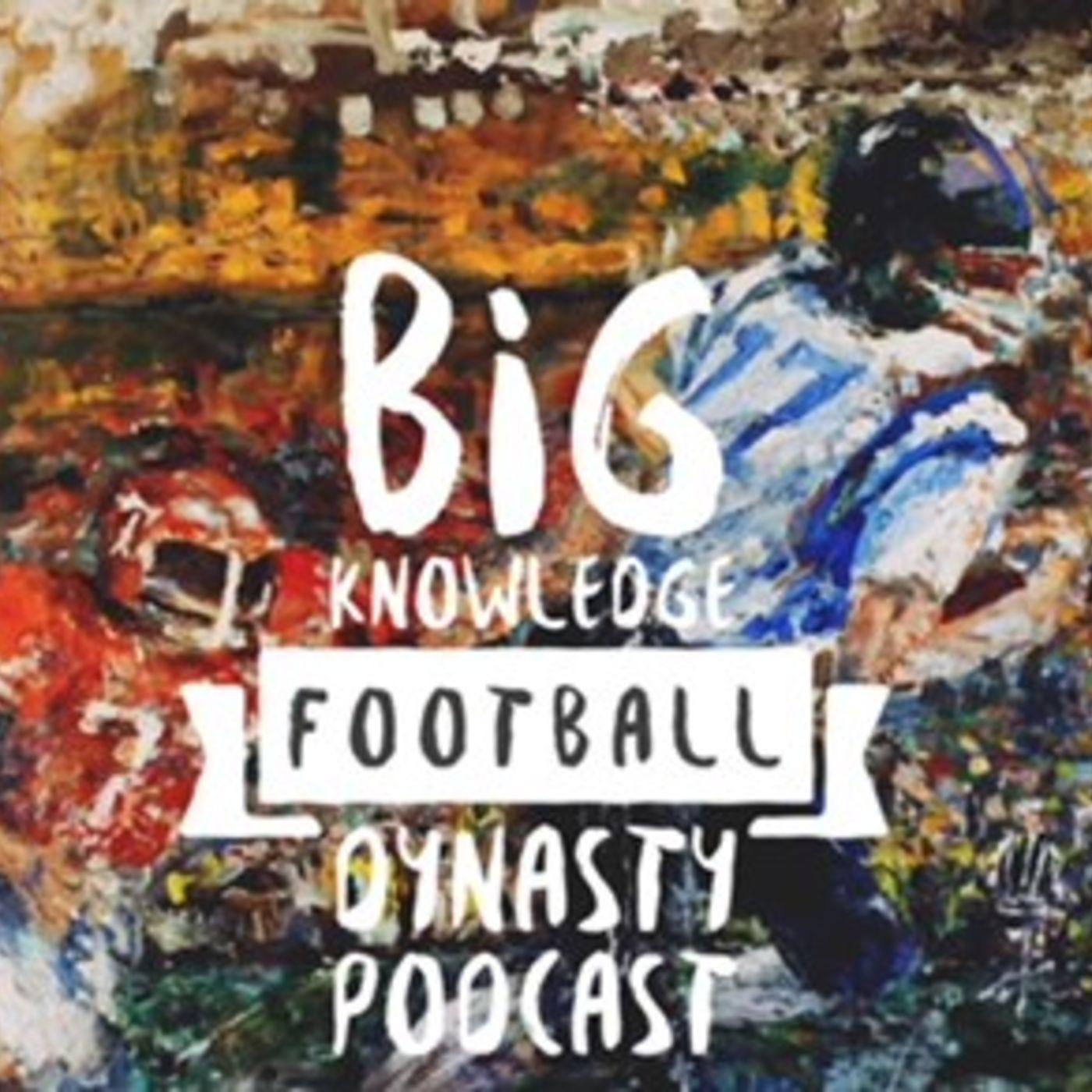 BKF Dynasty Football Podcast | Listen via Stitcher for Podcasts
