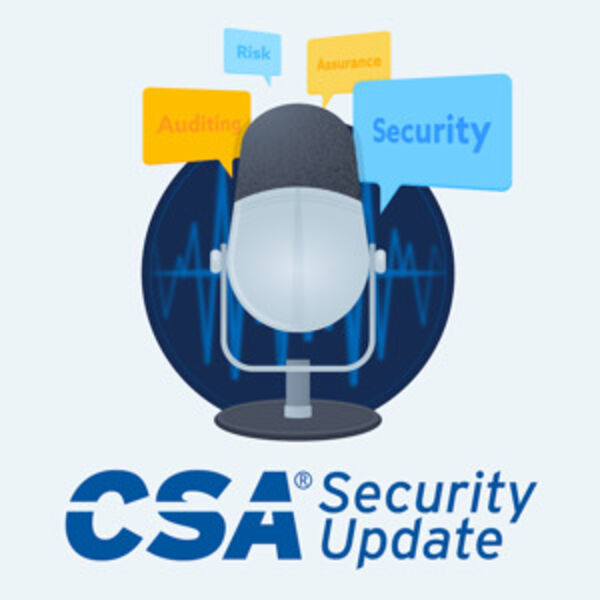 CSA Security Update Podcast Artwork Image