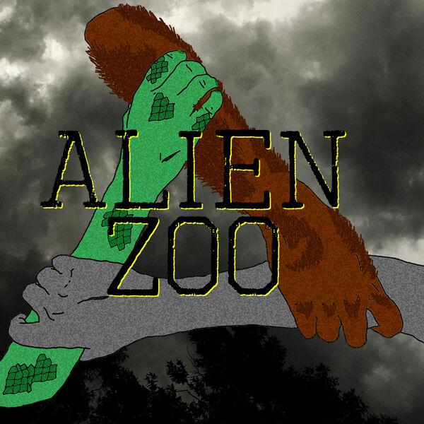Alien Zoo Podcast Artwork Image