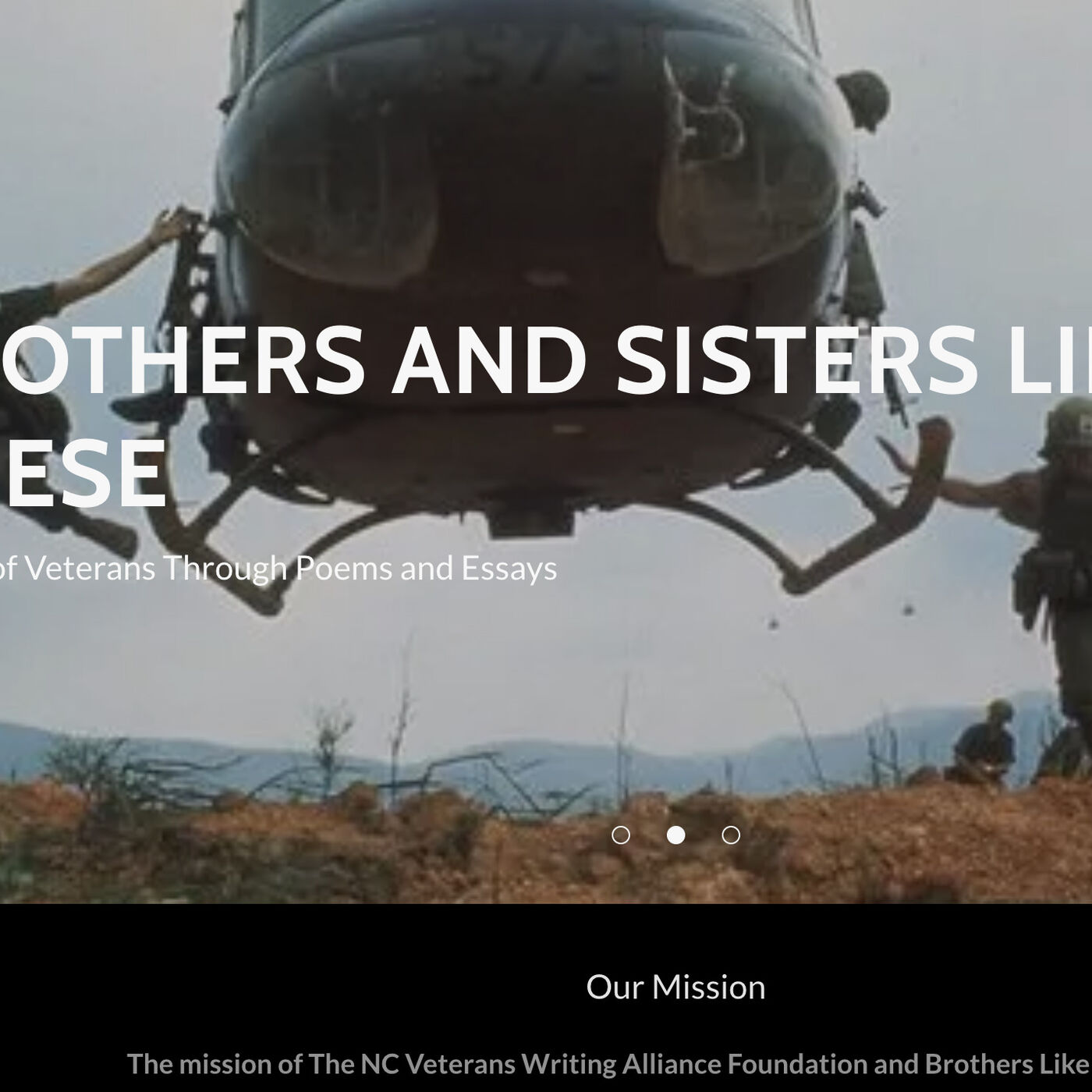 PTSD management from Brothers And Sisters Like These Episode #541