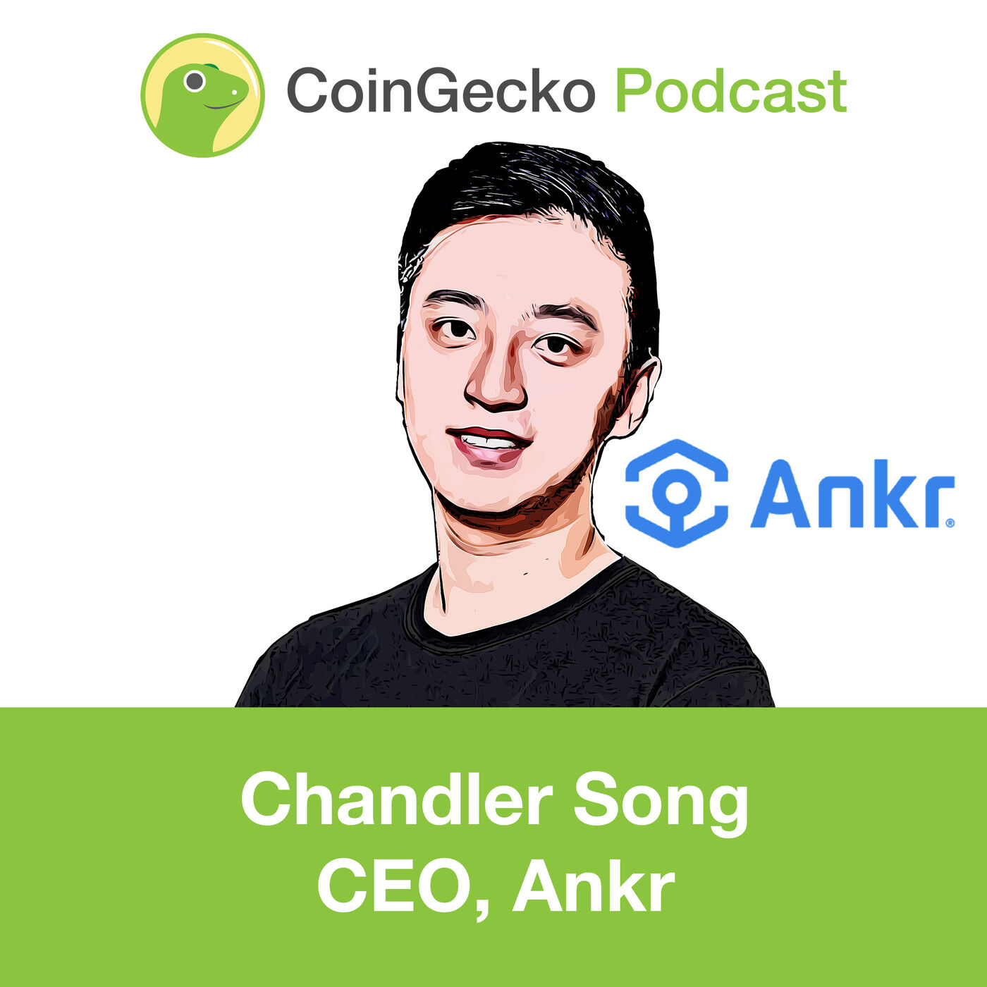 Chandler Song of Ankr Talks About Running Your Own Staking Nodes - Ep. 19